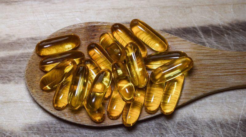 omega-3 kapszula