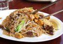 Thai sült tészta